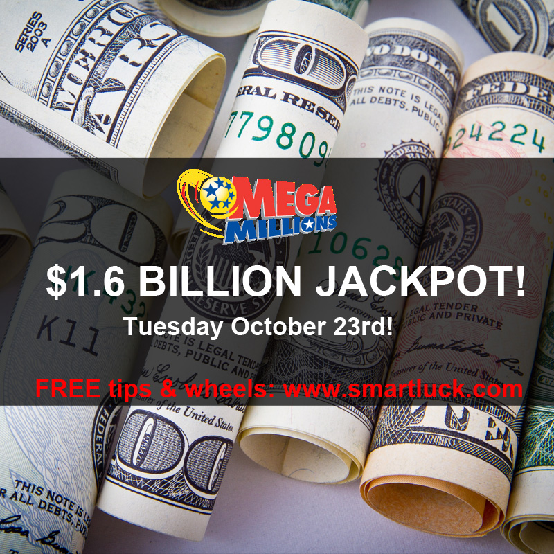 Smart Luck Lottery News Blog – Lottery News, Free Lotto Tips