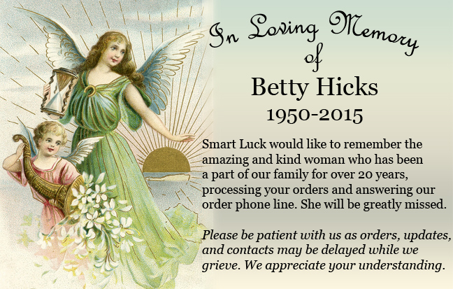 We love you Betty Hicks