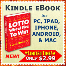 Lotto Wheel Five to Win Kindle Edition