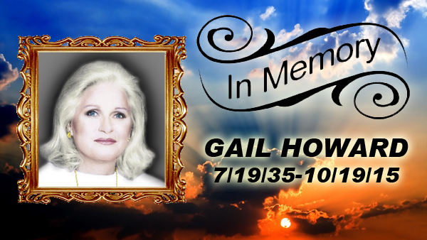 Gail Howard Memorial