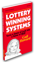 Free Lotto Book with Purchase