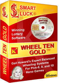 Wheel Ten Keno Gold