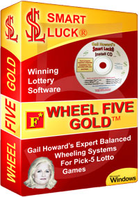 Wheel Five Gold