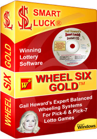 Wheel Six Gold