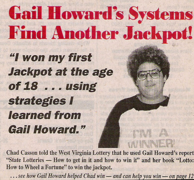 Gail howard keno tips