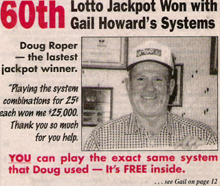 Virginia Lotto Winner