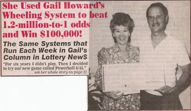 Lottery Jackpot Winners: $100,000 JACKPOT WON IN OREGON