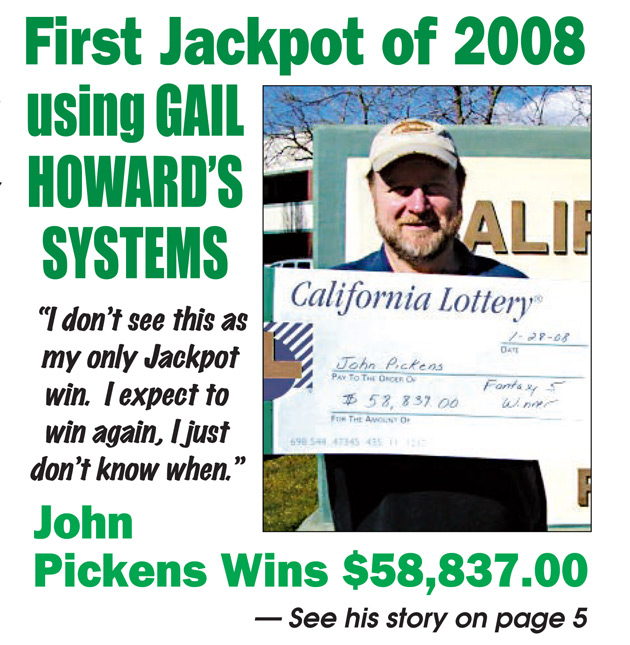 Man Claiming $63M Prize Sues California Lottery, Says Ticket Was Rejected
