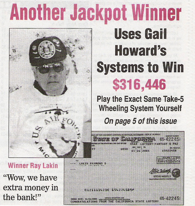 ca lottery fantasy 5 winners